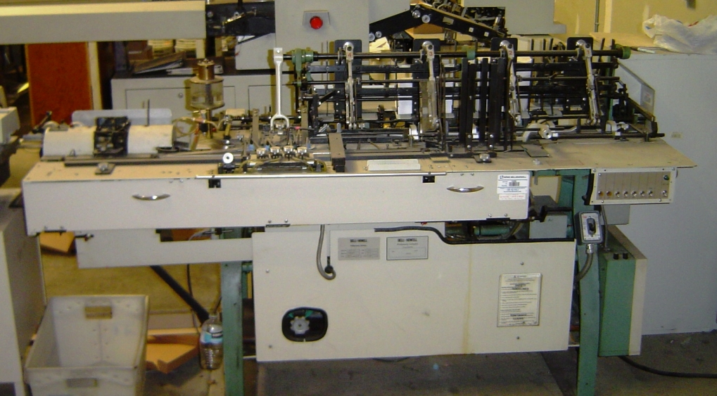 Bell & Howell Royal Inserter